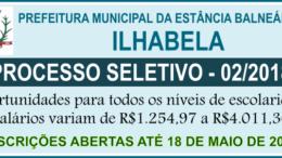 Processo Seletivo de Ilhabela / Realização: Instituto Mais / Imagem: Divulgação