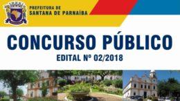 Concurso Público da Prefeitura de Santana de Parnaíba - 02 - Saúde / Realização: Instituto Mais / Imagem: Divulgação