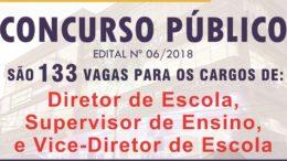 Concurso Público 06/2018 da Prefeitura de Santana de Parnaíba / Realização: Instituto Mais / Imagem: Divulgação