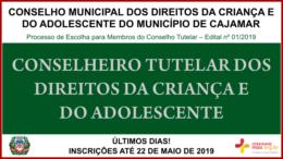 Conselho Municipal dos Direitos da Criança e do Adolescente do Município de Cajamar / Realização: Instituto Mais / Imagem: Divulgação