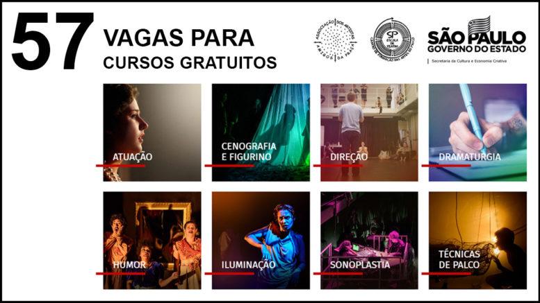 Processo Seletivo 1º Semestre de 2020 da SP Escola de Teatro / Realização: Instituto Mais / Imagem: Divulgação