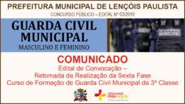 Concurso Público 03/2019 da Prefeitura de Lençóis Paulista / Realização: Instituto Mais / Imagem: Divulgação