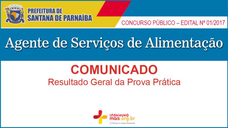Concurso Público 01/2017 da Prefeitura de Santana de Parnaíba / Realização: Instituto Mais / Imagem: Divulgação