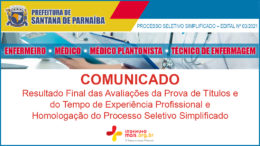 Processo Seletivo Simplificado 03/2021 da Prefeitura de Santana de Parnaíba / Realização: Instituto Mais / Imagem: Divulgação