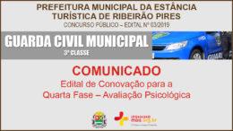 Concurso Público 03/2019 da Prefeitura de Ribeirão Pires / Realização: Instituto Mais / Imagem: Divulgação